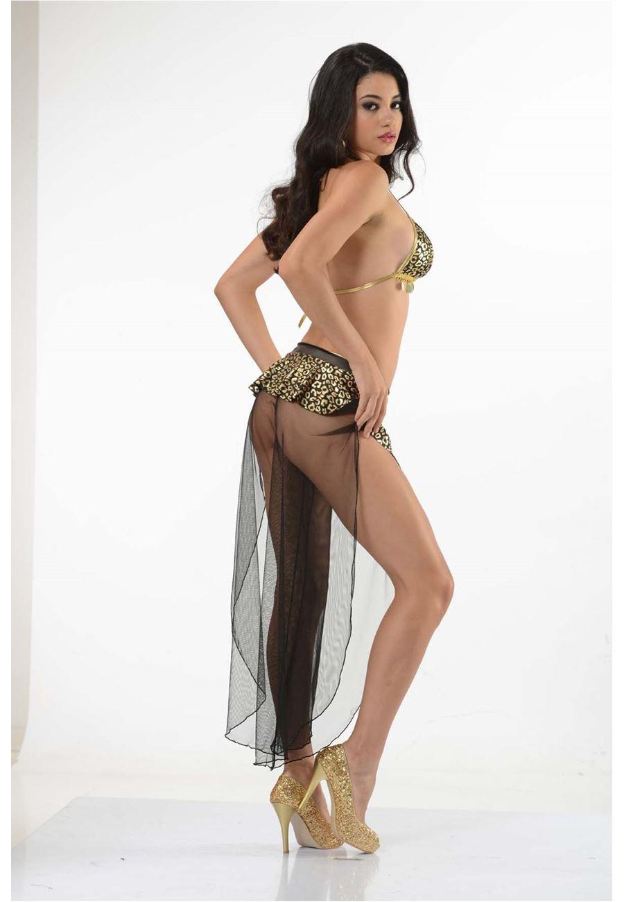 Vip Madame Kadın Fantezi Dansöz Kostümü