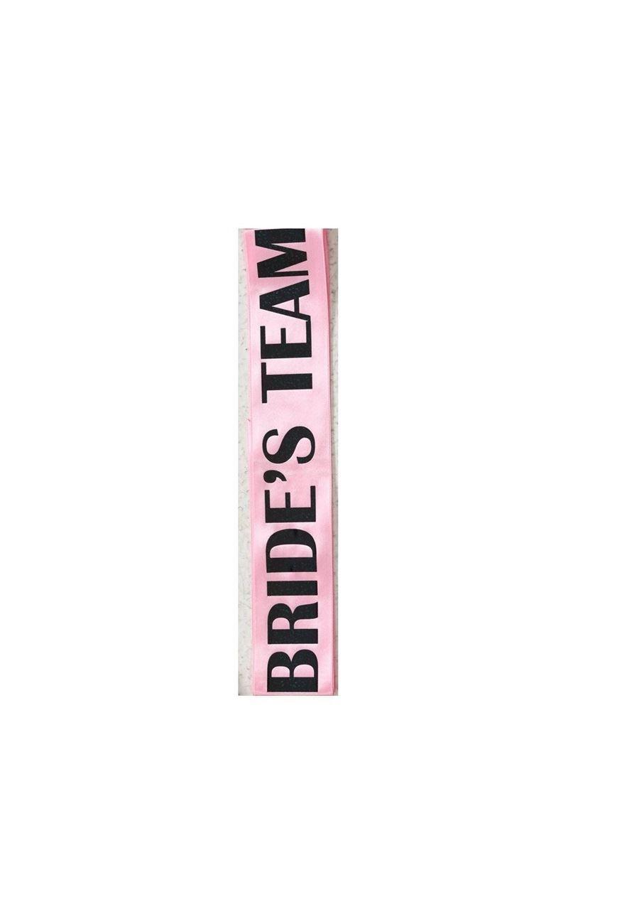 Asimod Kadın Bride To Be Kurdele Bant