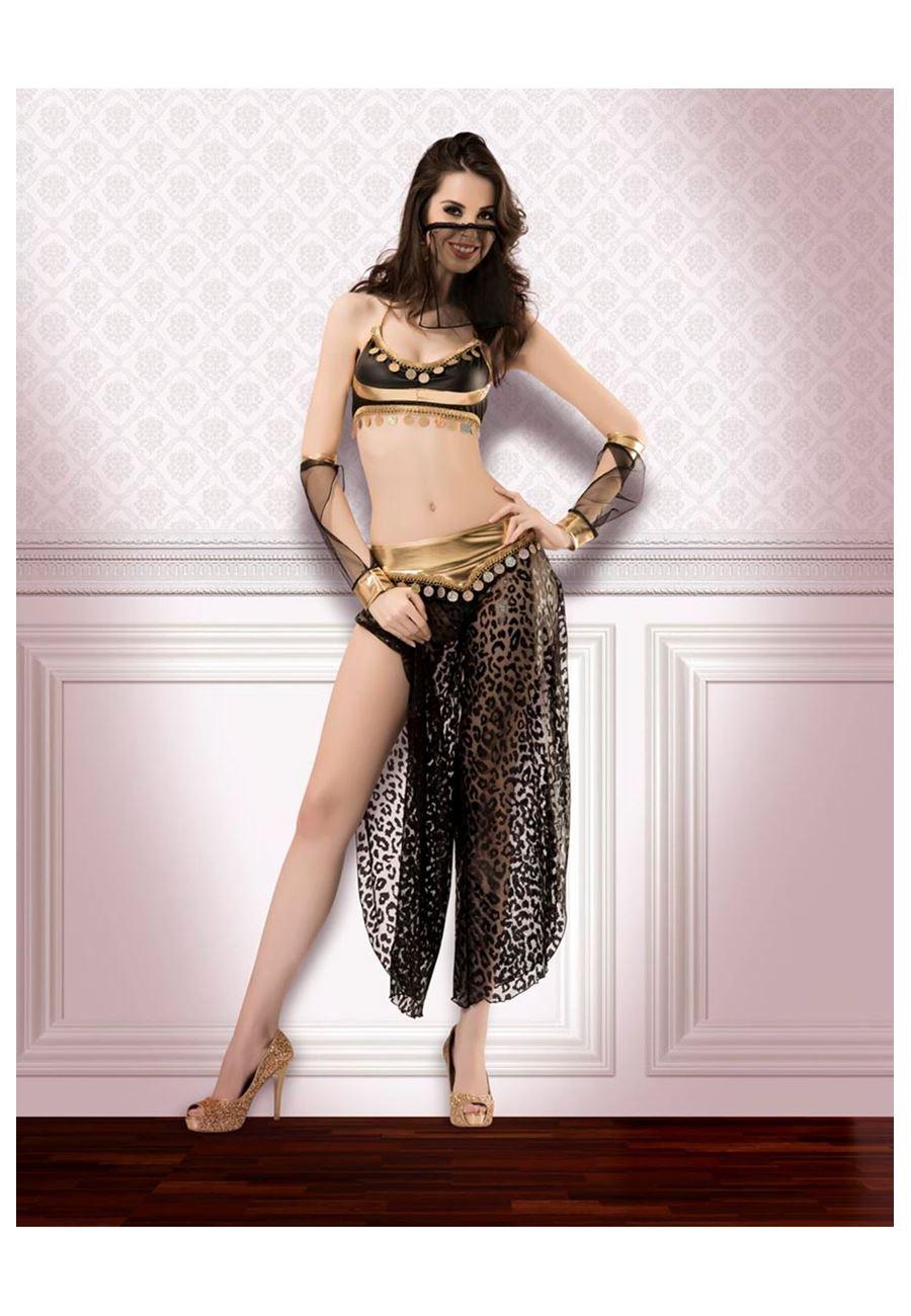 Vip Madame Oryantal Dansöz Kostüm