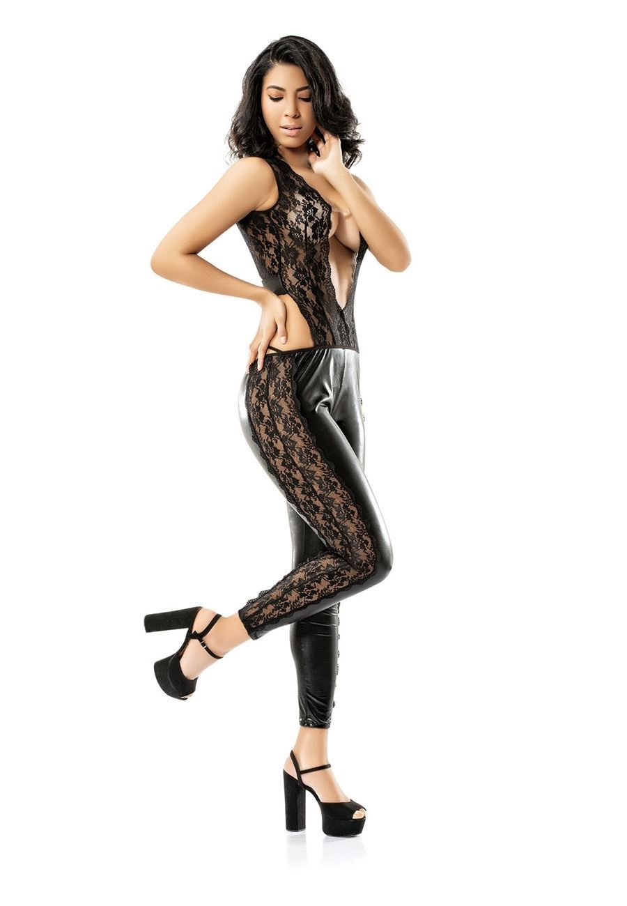Vip Madame Dantelli Body Suit