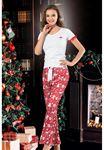 Vip Madame Noel Yıl Başı Pijama Takım